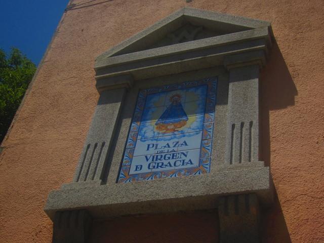 the cross at el escorial